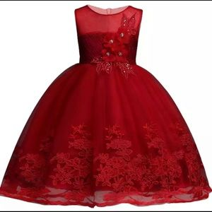 Other - Beautiful Princess Red dress